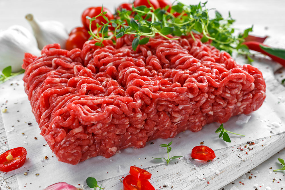 Beef Mince - Wholesale Meats Direct